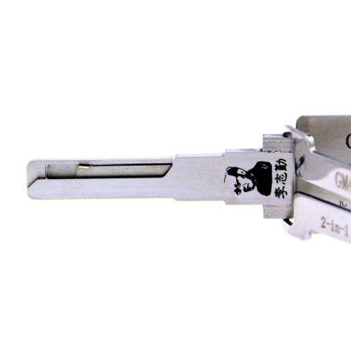 Classic Lishi GM45 2in1 Decoder and Pick