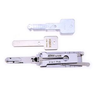 Classic Lishi HON66 2in1 Decoder and Pick