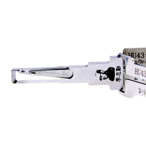 Classic Lishi HU43 V.3 2in1 Decoder and Pick