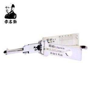 Classic Lishi HU46 V.3 2in1 Decoder and Pick