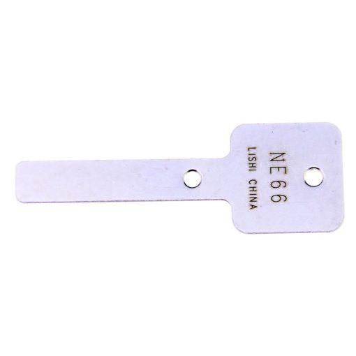 Classic Lishi NE66 V.3 2in1 Decoder and Pick