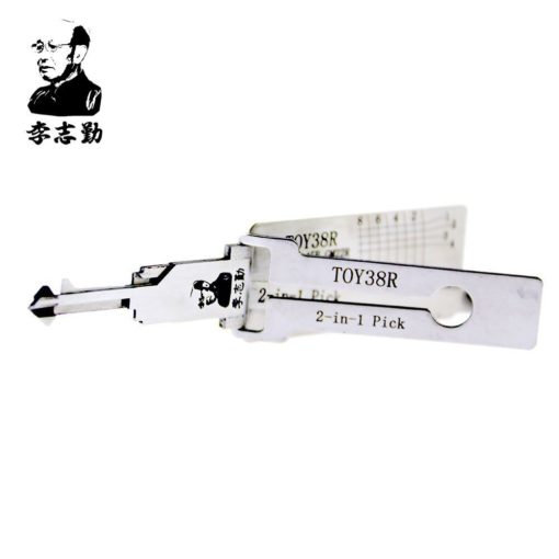 Classic Lishi TOY38R 2in1 Decoder and Pick