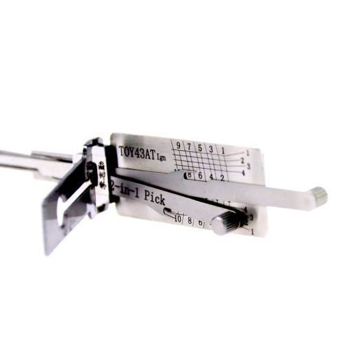 Classic Lishi TOY43AT (Ignition) 2in1 Decoder and Pick
