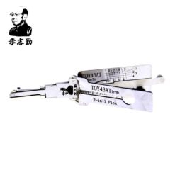 Classic Lishi TOY43AT 2in1 Decoder and Pick