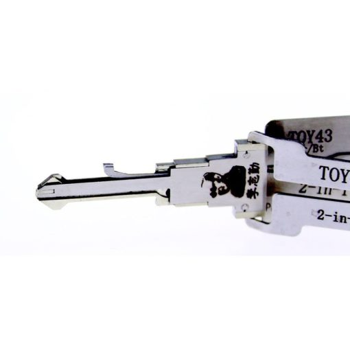 Classic Lishi TOY43 2in1 Decoder and Pick