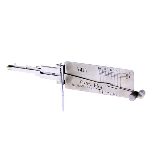 Classic Lishi YM15 2in1 Decoder and Pick